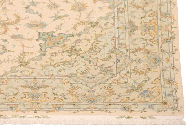 344758 Tabriz Fine Part Silk Size 355 X 245 Cm 7 600x409