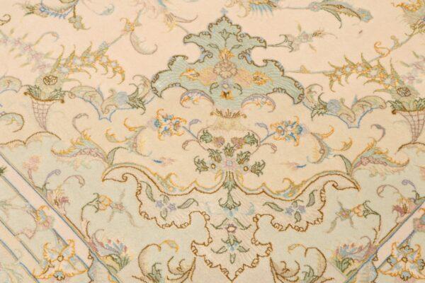 344758 Tabriz Fine Part Silk Size 355 X 245 Cm 8 600x400