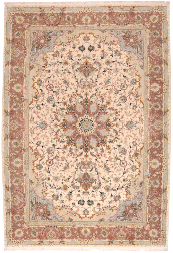 348041 Tabriz With Silk Highlights Size 293 X 203 Cm 1 600x878