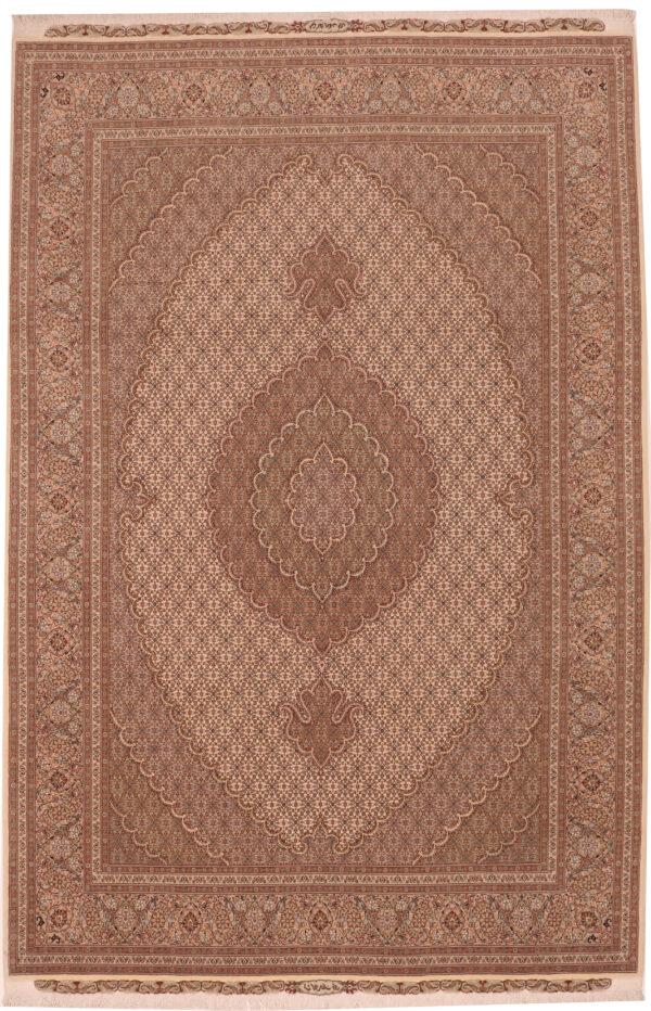 348785 Tabriz Mahi Fine With Silk Highlights Size 314 X 204 Cm 1 600x932