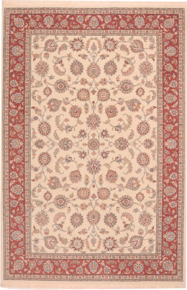 359015 Tabriz Fine With Silk Highlights Size 300 X 200 Cm 1 600x927