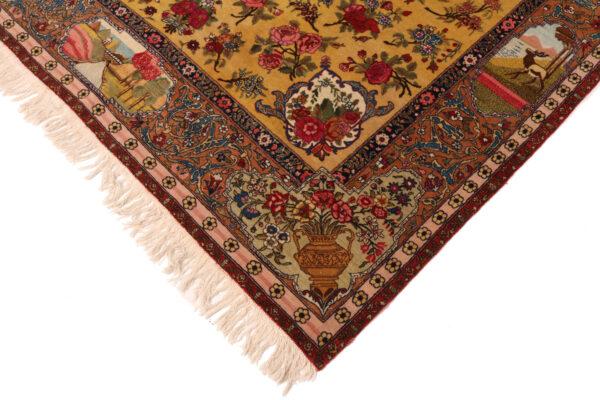 363610 Tabriz Signed Mehdi Zadeh Circa 1930 Size 300 X 195 Cm 3 600x400