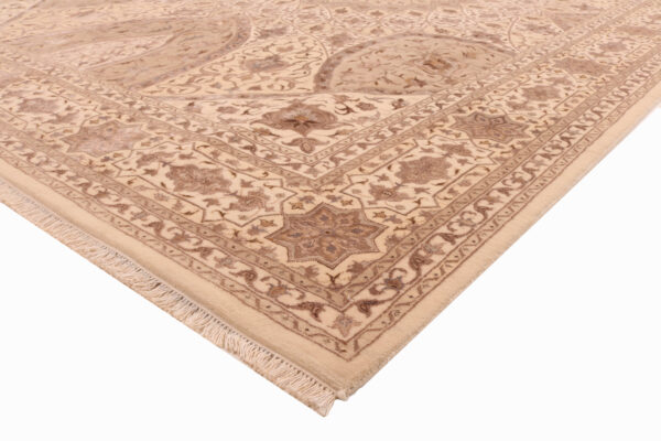 706132 Elegance Fine Gonbad Design Ceiling Of A Dome Part Bamboo Silk Size 355 X 244 Cm 2 600x400