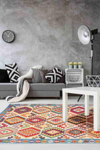 Kilim, Aubusson, Tapestry & Cushions