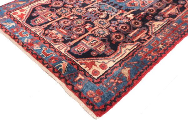 335701 Nahavand Persian Good Pile Circa 1970 Size 477 X 102 Cm 4 600x400