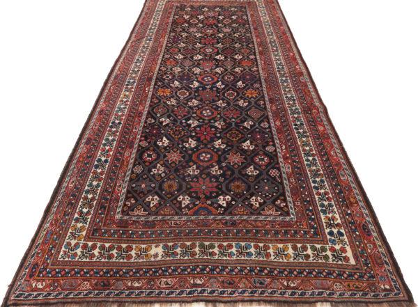 354740 Kashgai Circa 1900 Good Condition Size 399 X 200 Cm 2 600x441