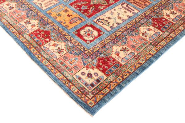 586587 Kazak Fine Garden Design Size 294 X 210 Cm 6 1 600x400