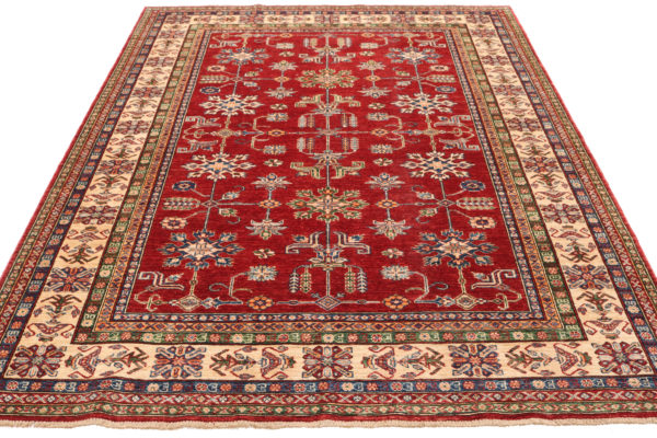 590846 Kazak Size 255 X 185 Cm 2 600x400