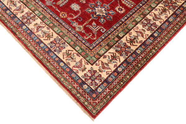 590846 Kazak Size 255 X 185 Cm 3 600x400