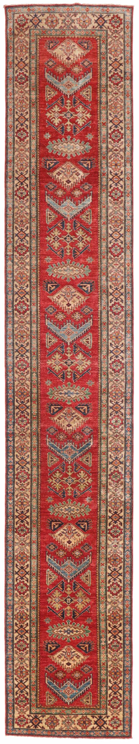 592294 Kazak Size 504 X 86 Cm 1 Scaled
