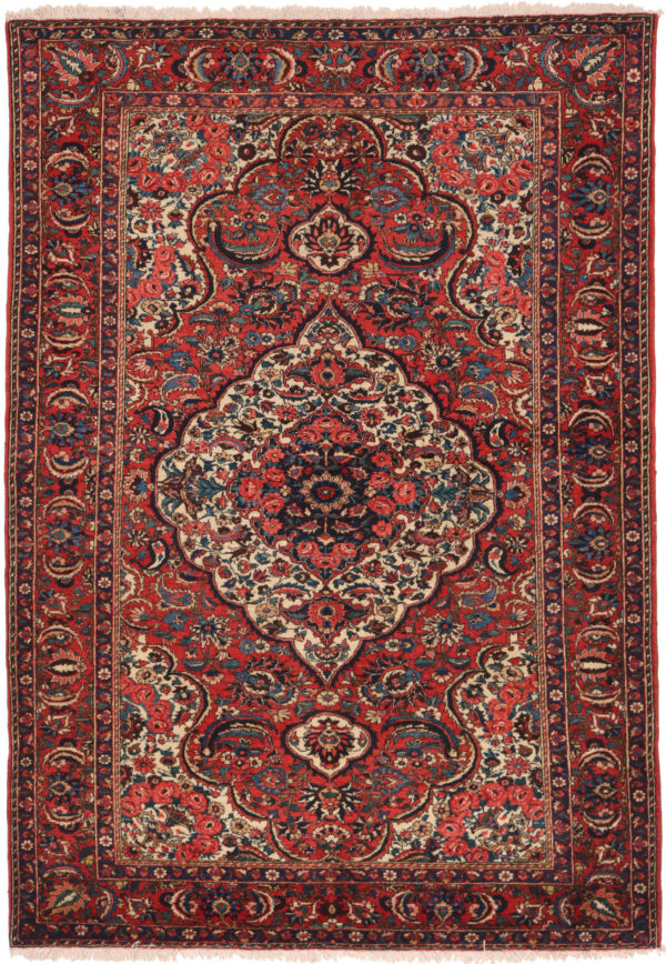300873 Bakhtiar Fine Chaleshotor Circa 1920 Perfect Condition Size 210 X 147 Cm 1 600x868