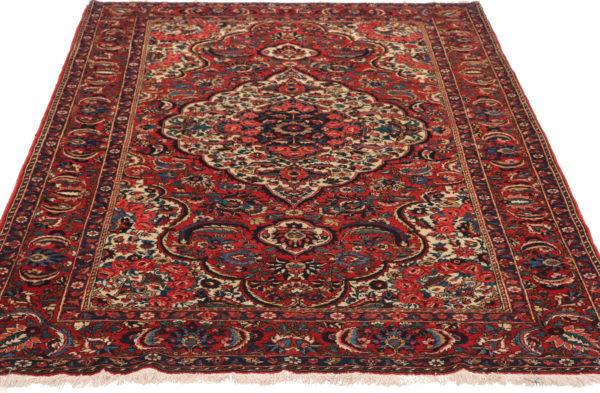 300873 Bakhtiar Fine Chaleshotor Circa 1920 Perfect Condition Size 210 X 147 Cm 2 600x393