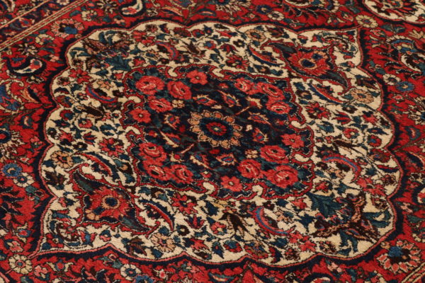 300873 Bakhtiar Fine Chaleshotor Circa 1920 Perfect Condition Size 210 X 147 Cm 4 600x400