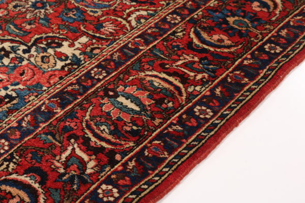 300873 Bakhtiar Fine Chaleshotor Circa 1920 Perfect Condition Size 210 X 147 Cm 7 600x400