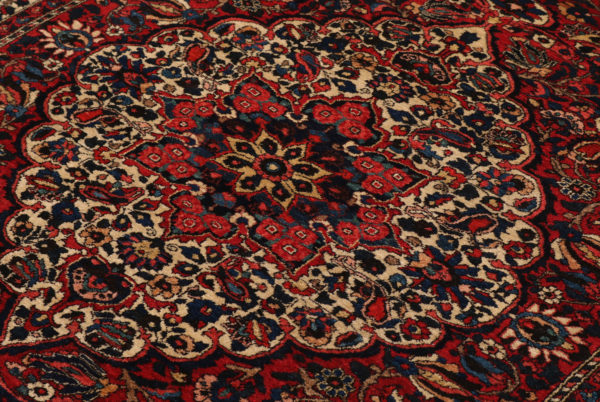 300874 Bakhtiar Fine Chlehshotor Circa 1920 Perfect Condition Size 207 X 142cm 5 600x402