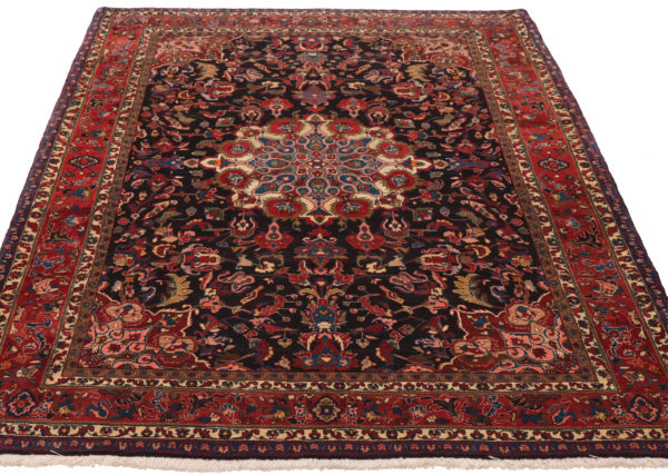 342219 Bidgeneh Bidjar Circa 1940 Pefect Condition Available As Pair Size Each 220 X 147cm 4 600x427