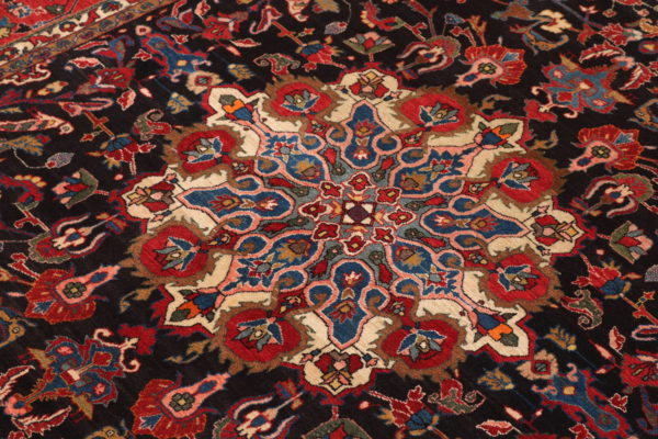 342219 Bidgeneh Bidjar Circa 1940 Pefect Condition Available As Pair Size Each 220 X 147cm 5 600x400
