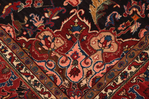 342219 Bidgeneh Bidjar Circa 1940 Pefect Condition Available As Pair Size Each 220 X 147cm 7 600x400