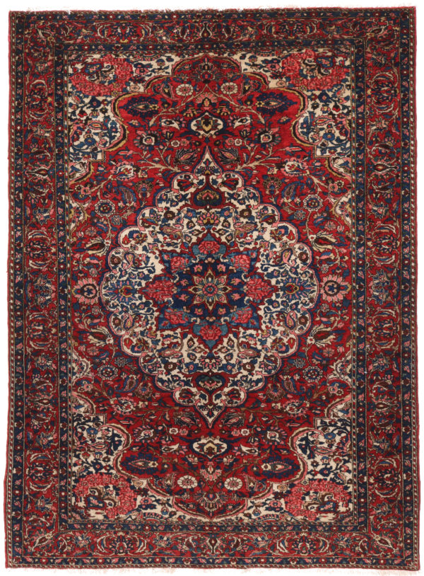 351535 Bakhtiar Fine Circa 1920 Perfect Condition Size 205 X 150 Cm 1 600x814