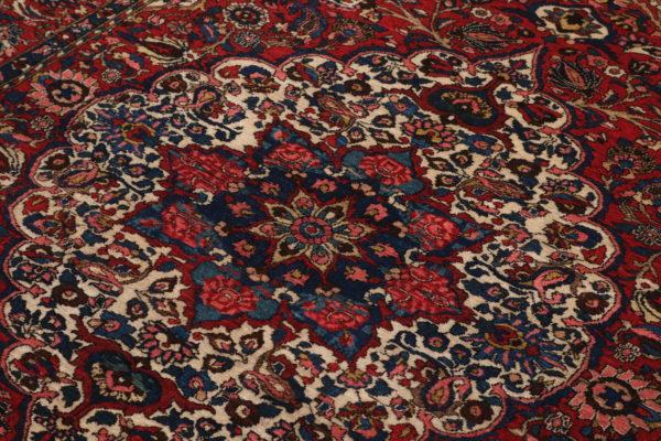 351535 Bakhtiar Fine Circa 1920 Perfect Condition Size 205 X 150 Cm 3 600x400