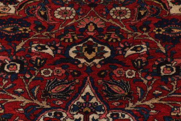 351535 Bakhtiar Fine Circa 1920 Perfect Condition Size 205 X 150 Cm 6 600x400