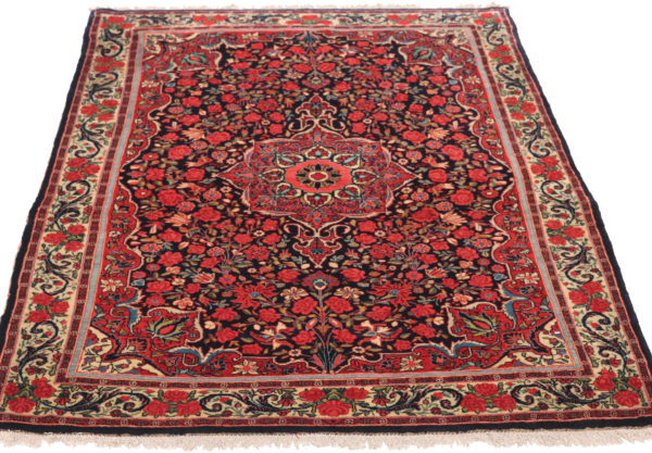 353850 Bidjar Circa 1920 Perfect Condition Size 169 X 116 Cm 1 600x417