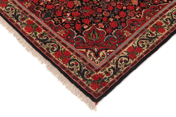 353850 Bidjar Circa 1920 Perfect Condition Size 169 X 116 Cm 7 600x400