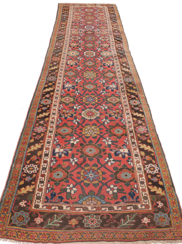 356137 Bidjar Garous Circa 1910 Good Condition Size 466 X 109 Cm 2 600x802