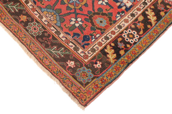 356137 Bidjar Garous Circa 1910 Good Condition Size 466 X 109 Cm 3 600x400