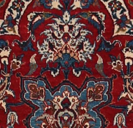 356183 Isfahan Circa 1920 Fine Available As Pair Each Size 227 X 144 Cm 11