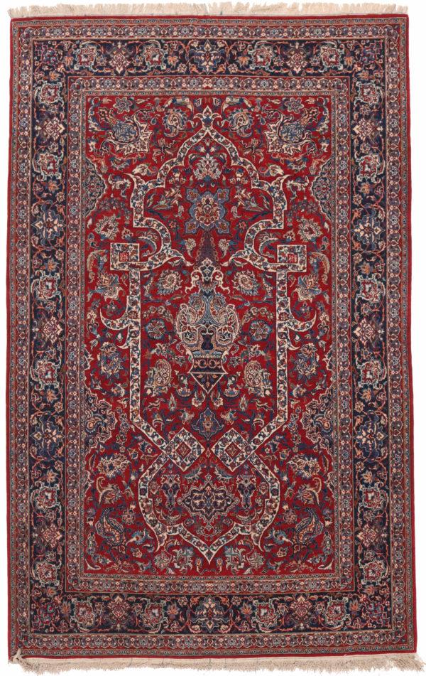 356183 Isfahan Circa 1920 Fine Available As Pair Each Size 227 X 144 Cm 3 600x951
