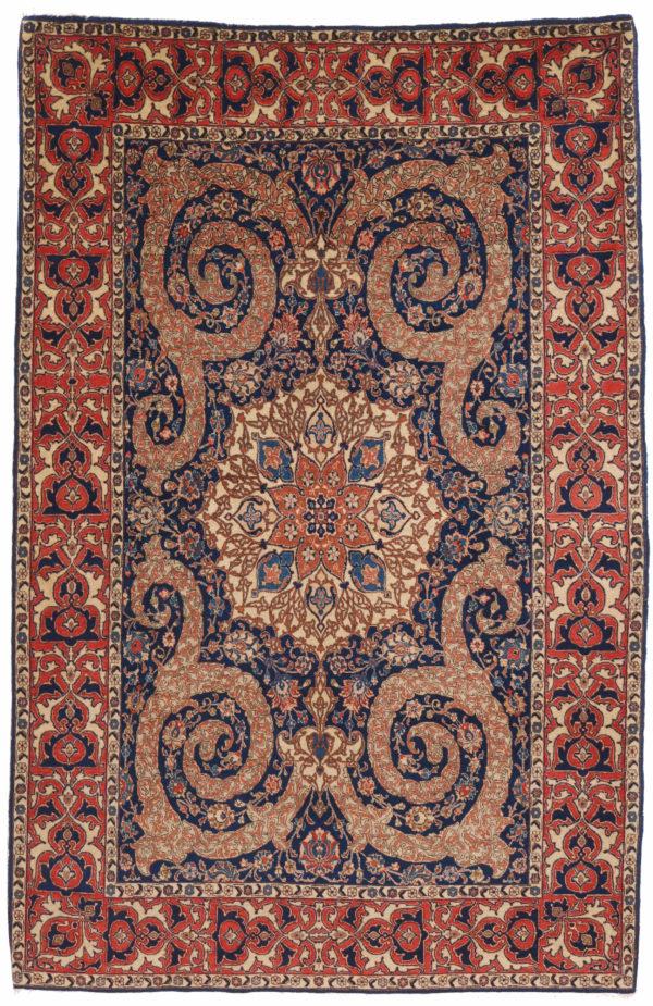 356814 Tabriz Circa 1930 Very Good Condition Size 212 X 140cm 2 600x925