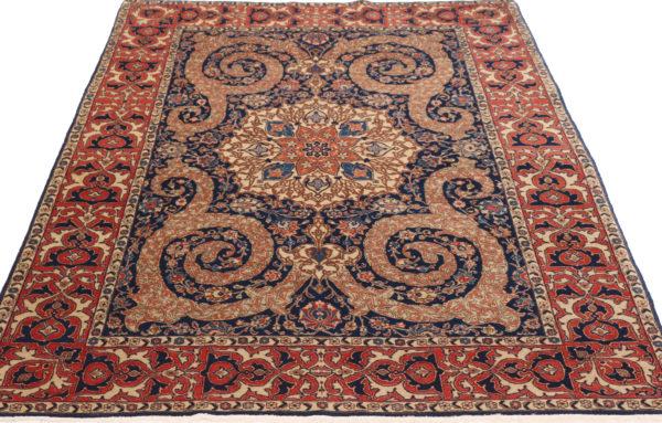 356814 Tabriz Circa 1930 Very Good Condition Size 212 X 140cm 3 600x383