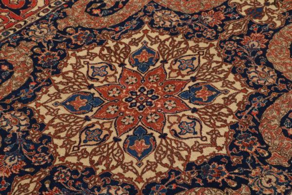 356814 Tabriz Circa 1930 Very Good Condition Size 212 X 140cm 4 600x400