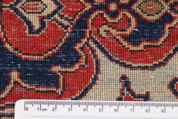356814 Tabriz Circa 1930 Very Good Condition Size 212 X 140cm 8 600x400