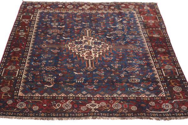 358413 Kashgai Old Circa 1930 Size 161 X 126 Cm 2 600x400