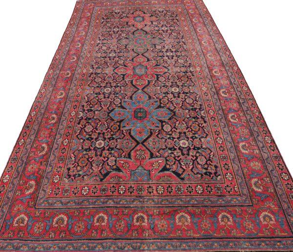 362829 Khorasan Circa 1880 Or Earlier Good Condition Size 415 X 186 Cm 4 600x516