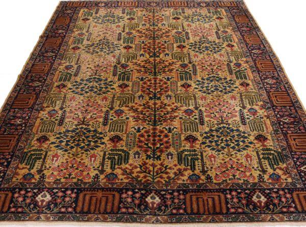 363337 Bakhtiar Circa 1910 Size 274x208cm 2 600x445