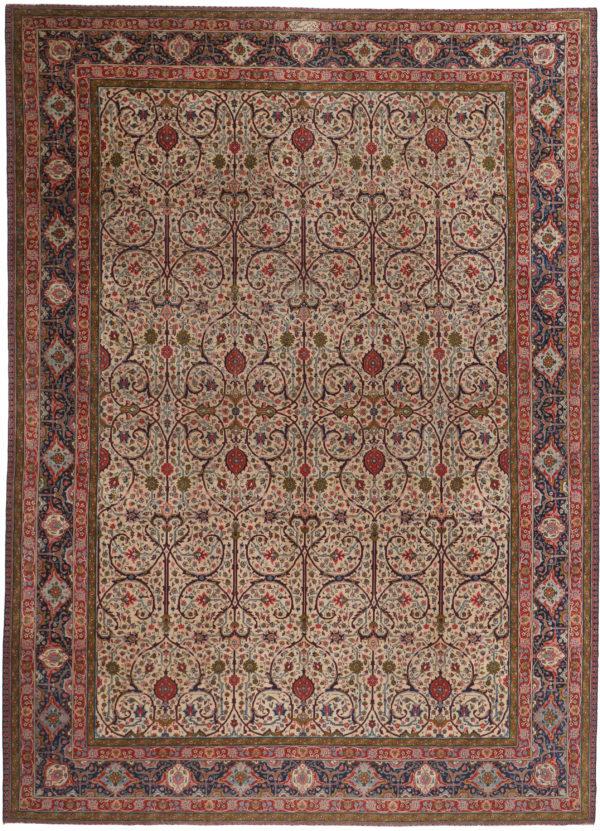 363602 Tabriz Vintage Size 421 X 306 Cm 1 600x831