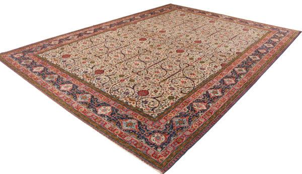 363602 Tabriz Vintage Size 421 X 306 Cm 4 600x347