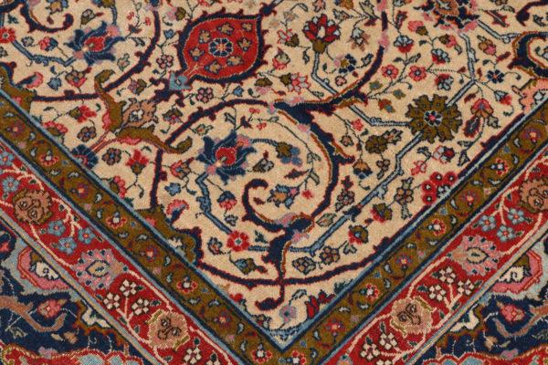 363602 Tabriz Vintage Size 421 X 306 Cm 7 600x400