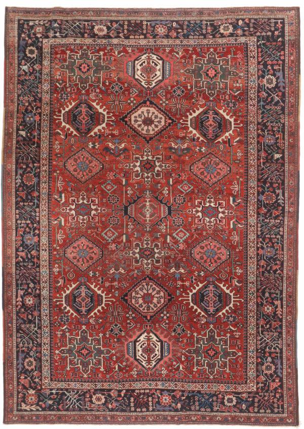 363685 Karadja Circa 1910 Very Good Condition Size 333 X 239cm Cm 1 Copy 600x848