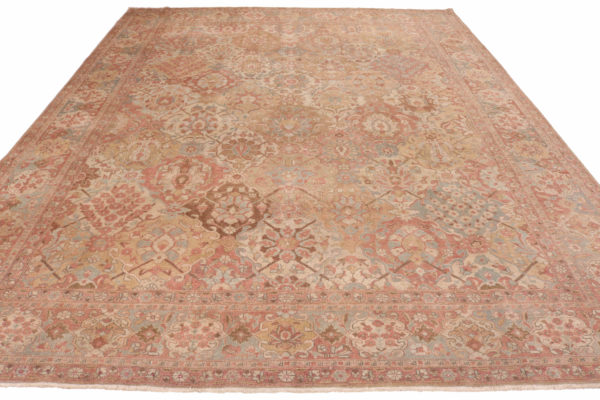 363701 Tabriz Circa 1930 Good Condition Size 375 X 295cm 2 600x400