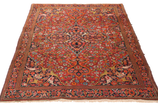 606491 Ferahan Antique Size 197 X 127 Cm 2 600x400
