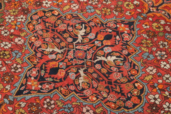 606491 Ferahan Antique Size 197 X 127 Cm 4 600x400