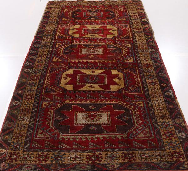 362827 Azerbaijan Anatolian Circa 1920 Very Good Cndition Size 283 X 130cm 3 600x544