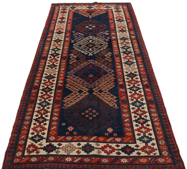 362832 Azerbaijan Shirvan Circa 1910 Good Condition Size 284 X 116 Cm 3 600x542