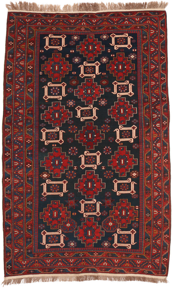 606431 Shirvan Circa 1910 Very Good Condition Size 248 X 155cm 2 Copy 600x1000