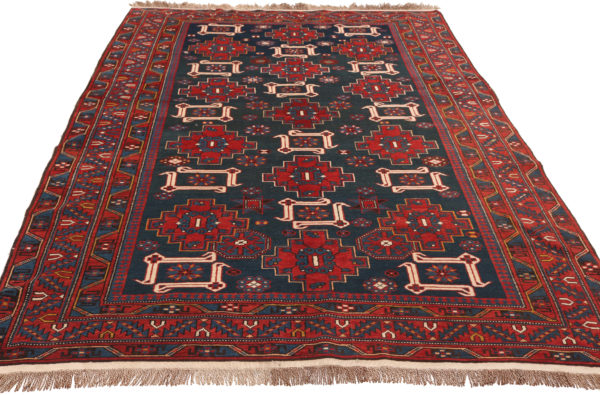 606431 Shirvan Circa 1910 Very Good Condition Size 248 X 155cm 3 600x395