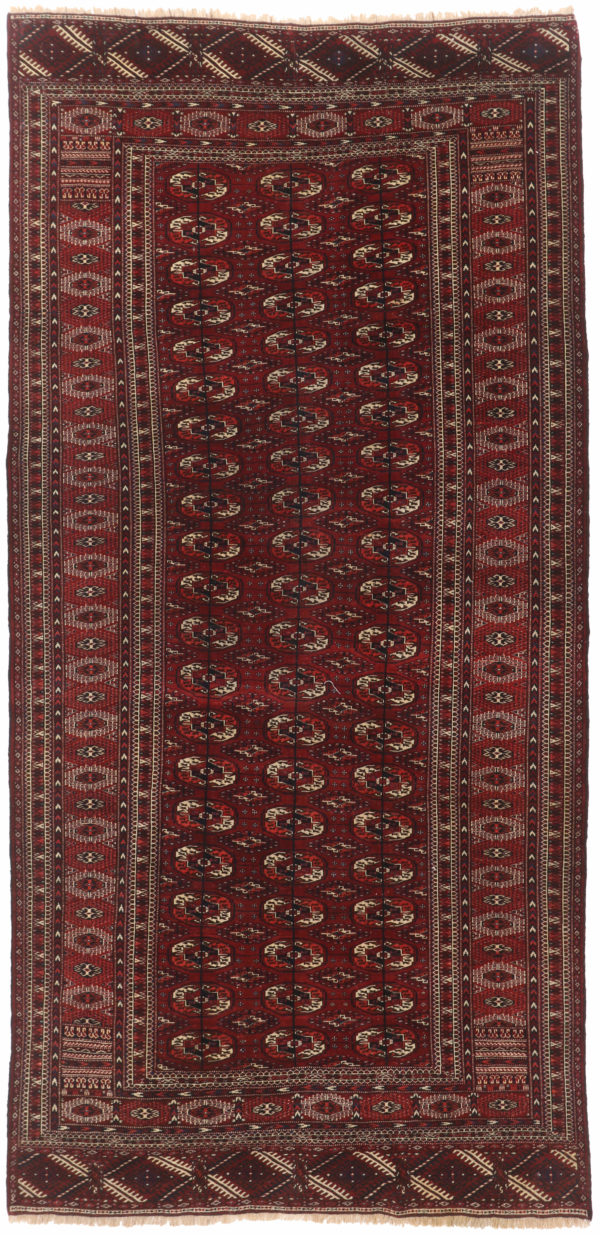 313605 Tekke Turkman Circa 1920 Good Condition Size 357 X 175 Cm 1 600x1235
